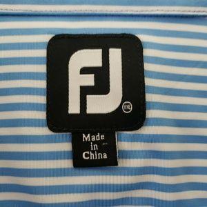 FootJoy Shirts - FootJoy FJ Stripe Golf Shirt